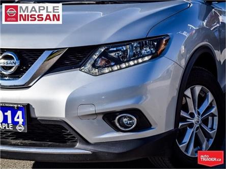 2014 Nissan Rogue SV AWD-7 Seater,Navi,Alloys,Roof Low Mileage! (Stk: UM1627) in Maple - Image 2 of 28