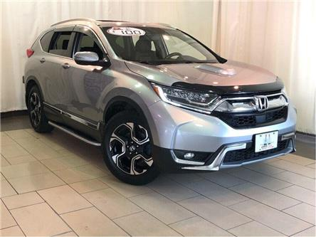 2017 Honda CR-V Touring/7 display Navi/331watt Audio/Blid spot In (Stk: 39416) in Toronto - Image 1 of 29