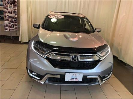 2017 Honda CR-V Touring/7 display Navi/331watt Audio/Blid spot In (Stk: 39416) in Toronto - Image 2 of 29