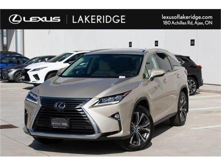 2019 Lexus RX 350L Luxury (Stk: P0542) in Toronto - Image 1 of 29