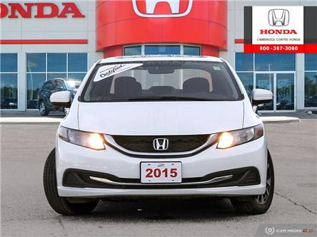 2015 Honda Civic EX (Stk: 20235A) in Cambridge - Image 2 of 27
