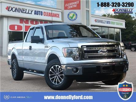 2014 Ford F-150 XLT (Stk: CLCDS1132A) in Ottawa - Image 1 of 28