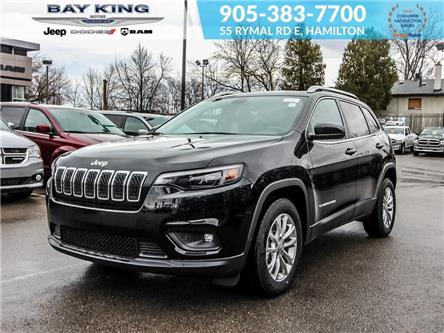 2019 Jeep Cherokee North (Stk: 197582) in Hamilton - Image 1 of 22