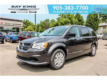 2019 Dodge Grand Caravan CVP/SXT (Stk: 193585) in Hamilton - Image 1 of 25