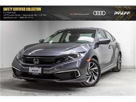 2019 Honda Civic EX (Stk: A12510AAA) in Newmarket - Image 1 of 22