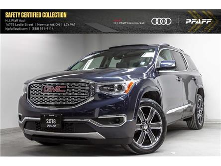 2018 GMC Acadia Denali (Stk: A12613A) in Newmarket - Image 1 of 22