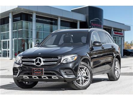 2018 Mercedes-Benz GLC 300 Base (Stk: 19HMS1037) in Mississauga - Image 1 of 21