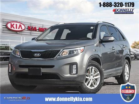 2014 Kia Sorento  (Stk: KS417A) in Kanata - Image 1 of 27