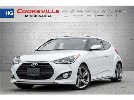 2014 Hyundai Veloster  (Stk: 108903T) in Mississauga - Image 1 of 20