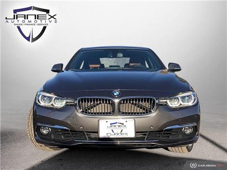 2017 BMW 330i xDrive (Stk: 19434) in Ottawa - Image 2 of 25
