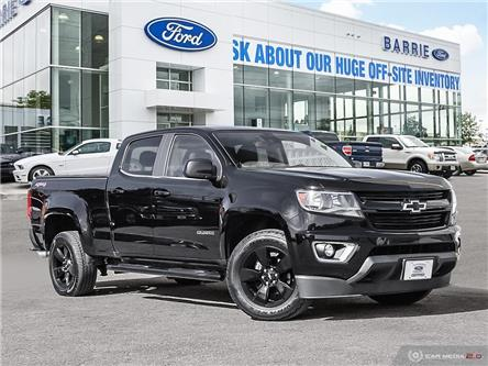 2016 Chevrolet Colorado LT (Stk: T1576A) in Barrie - Image 1 of 25
