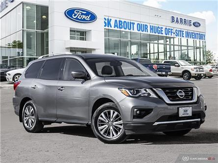 2018 Nissan Pathfinder SL Premium (Stk: T1396A) in Barrie - Image 1 of 27