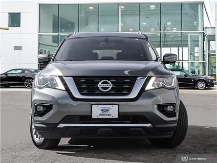 2018 Nissan Pathfinder SL Premium (Stk: T1396A) in Barrie - Image 2 of 27