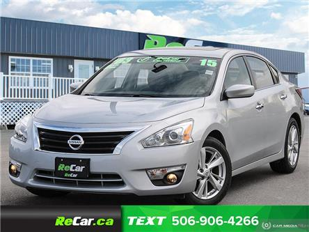 2015 Nissan Altima 2.5 SV (Stk: 191149A) in Fredericton - Image 1 of 23