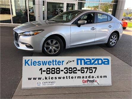 2017 Mazda Mazda3  (Stk: 35831A) in Kitchener - Image 1 of 28