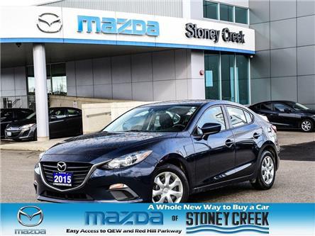 2015 Mazda Mazda3 GX (Stk: SU1392A) in Hamilton - Image 1 of 20