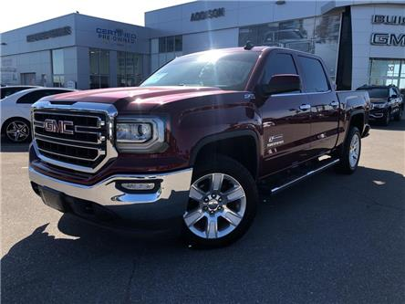 2017 GMC Sierra 1500 SLE (Stk: U245285) in Mississauga - Image 1 of 18