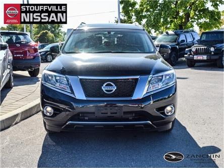 2015 Nissan Pathfinder  (Stk: 19P016A) in Stouffville - Image 2 of 26