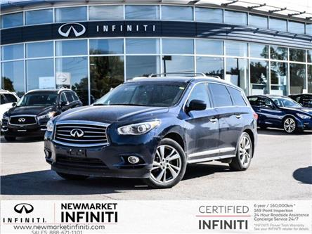 2015 Infiniti QX60 Base (Stk: 19Qx6077A) in Newmarket - Image 1 of 14