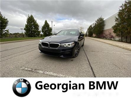 2019 BMW 530i xDrive (Stk: B19274) in Barrie - Image 1 of 13