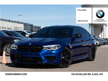 2019 BMW M5  (Stk: P5992) in Ajax - Image 1 of 22