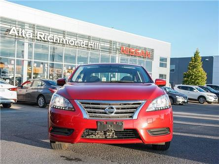 2014 Nissan Sentra 1.8 S (Stk: RU2751) in Richmond Hill - Image 2 of 19