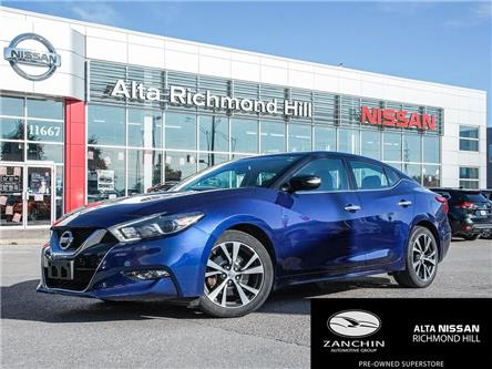 2016 Nissan Maxima SV (Stk: RY19M043AA) in Richmond Hill - Image 1 of 7