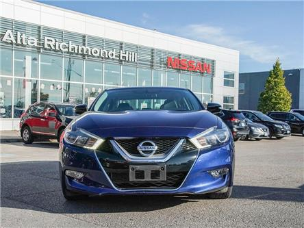 2016 Nissan Maxima SV (Stk: RY19M043AA) in Richmond Hill - Image 2 of 7