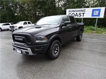 2015 RAM 1500 Rebel (Stk: GK302917A) in Sechelt - Image 1 of 12