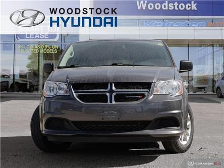 2017 Dodge Grand Caravan CVP/SXT (Stk: SE19017A) in Woodstock - Image 2 of 47