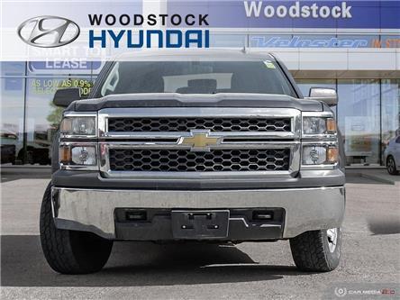 2014 Chevrolet Silverado 1500  (Stk: TN19074A) in Woodstock - Image 2 of 5