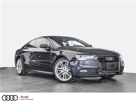 2017 Audi A5 2.0T Technik (Stk: 92044A) in Nepean - Image 1 of 19