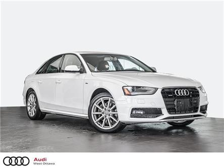 2016 Audi A4 2.0T Progressiv plus (Stk: PM502) in Nepean - Image 1 of 19