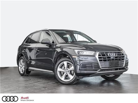 2019 Audi Q5 45 Progressiv (Stk: 91613) in Nepean - Image 1 of 19