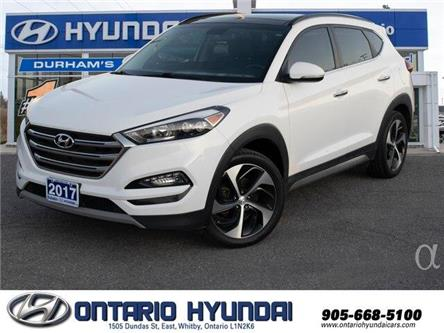 2017 Hyundai Tucson Limited (Stk: 23664K) in Whitby - Image 1 of 19