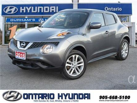 2016 Nissan Juke SV (Stk: 60377K) in Whitby - Image 1 of 19