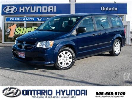 2015 Dodge Grand Caravan SE/SXT (Stk: 36159K) in Whitby - Image 1 of 16