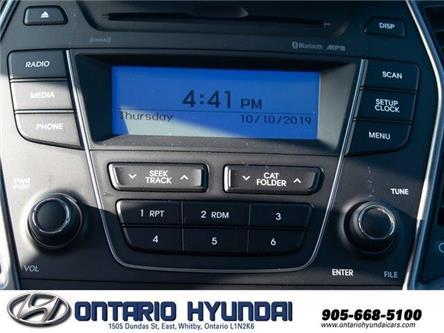 2015 Hyundai Santa Fe Sport  (Stk: 46142K) in Whitby - Image 2 of 16