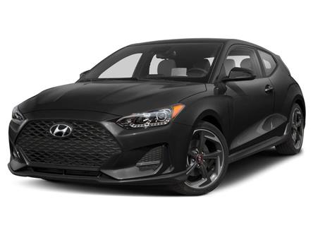 2020 Hyundai Veloster Turbo w/Two-Tone Paint (Stk: 023474) in Whitby - Image 1 of 9