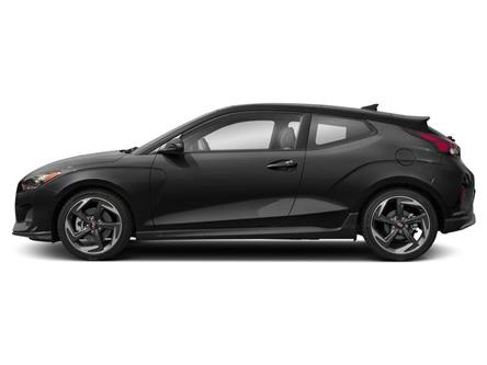 2020 Hyundai Veloster Turbo w/Two-Tone Paint (Stk: 023474) in Whitby - Image 2 of 9
