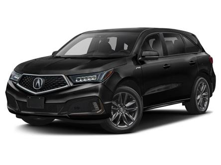 2020 Acura MDX A-Spec (Stk: 20156) in Burlington - Image 1 of 9