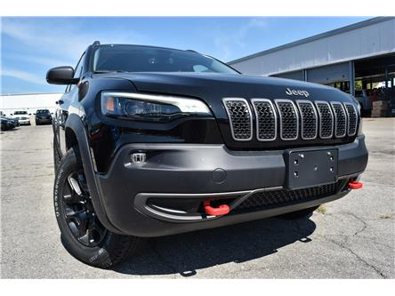 2020 Jeep Cherokee Trailhawk (Stk: 93439D) in St. Thomas - Image 1 of 30