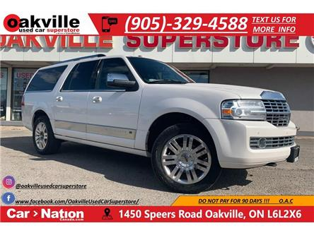 2012 Lincoln Navigator AWD | CAPN CHAIRS | HTD VTD SEATS | NAVI | B/U CAM (Stk: DR575) in Oakville - Image 1 of 24