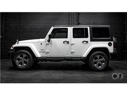 2018 Jeep Wrangler JK Unlimited Sahara (Stk: CT19-440) in Kingston - Image 1 of 35