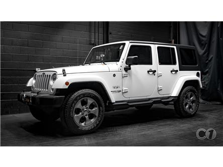 2018 Jeep Wrangler JK Unlimited Sahara (Stk: CT19-440) in Kingston - Image 2 of 35