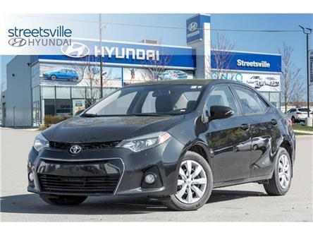 2015 Toyota Corolla  (Stk: P0750) in Mississauga - Image 1 of 18