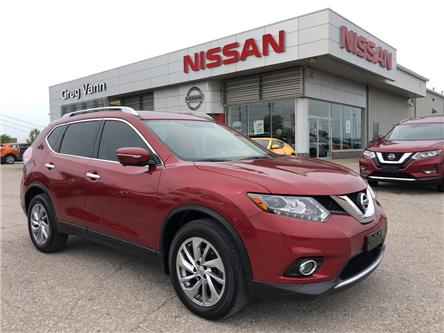 2015 Nissan Rogue SL (Stk: V0694A) in Cambridge - Image 1 of 29