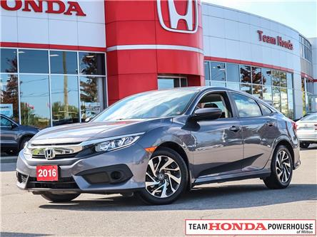 2016 Honda Civic EX (Stk: 191189A) in Milton - Image 1 of 26