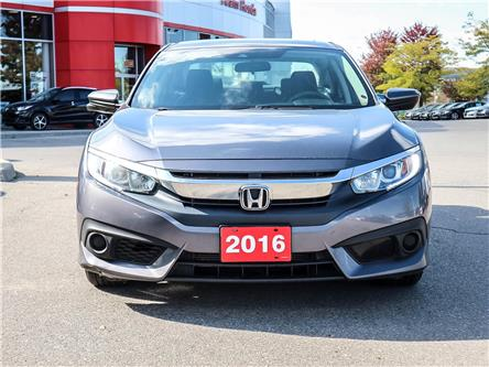 2016 Honda Civic EX (Stk: 191189A) in Milton - Image 2 of 26