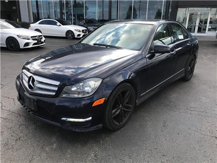 2013 Mercedes-Benz C-Class Base (Stk: 39306A) in Kitchener - Image 1 of 7